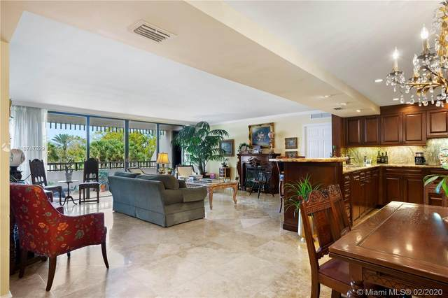 3 Grove Isle Dr C204, Coconut Grove, FL 33133 (MLS #A10747529) :: Berkshire Hathaway HomeServices EWM Realty