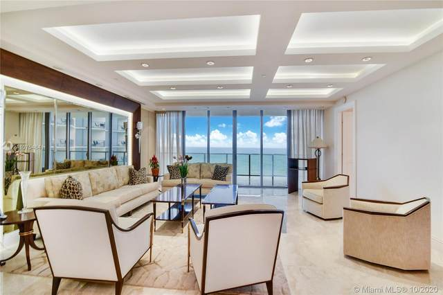 9705 Collins Av 1103N, Bal Harbour, FL 33154 (MLS #A10754641) :: Ray De Leon with One Sotheby's International Realty