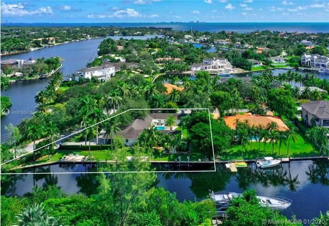700 Solano Prado, Coral Gables, FL 33156 (MLS #A10755428) :: The Adrian Foley Group