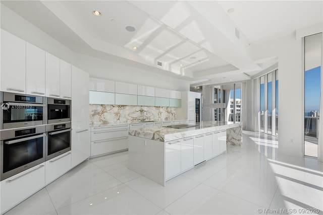4100 Island Blvd Ph-1, Aventura, FL 33160 (MLS #A10802312) :: Berkshire Hathaway HomeServices EWM Realty