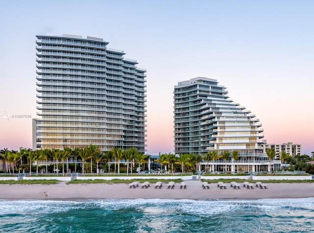 2200 N Ocean Blvd S506, Fort Lauderdale, FL 33305 (MLS #A10807096) :: Ray De Leon with One Sotheby's International Realty