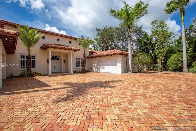 6520 SW 116 St, Pinecrest, FL 33156 (MLS #A10825507) :: The Riley Smith Group