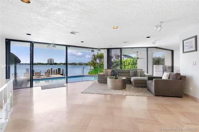 7720 Miami View Dr, North Bay Village, FL 33141 (MLS #A10827719) :: Berkshire Hathaway HomeServices EWM Realty