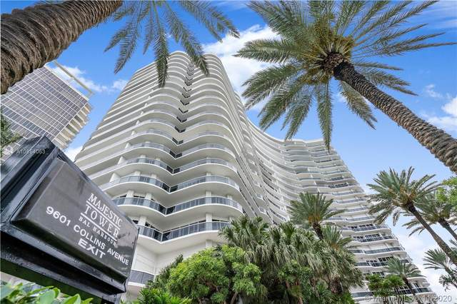9601 NE Collins Ave #301, Bal Harbour, FL 33154 (MLS #A10854063) :: Search Broward Real Estate Team