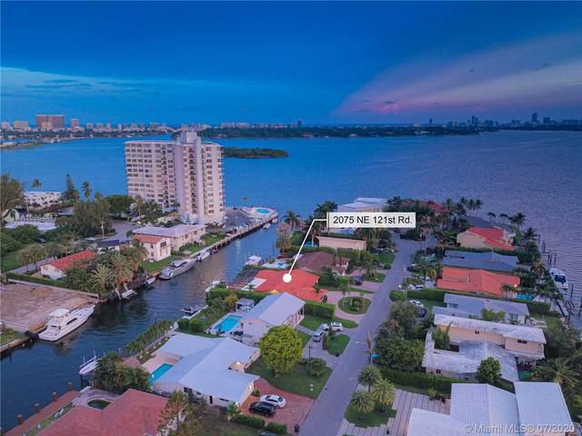 2075 NE 121st Rd, North Miami, FL 33181 (MLS #A10864417) :: The Teri Arbogast Team at Keller Williams Partners SW
