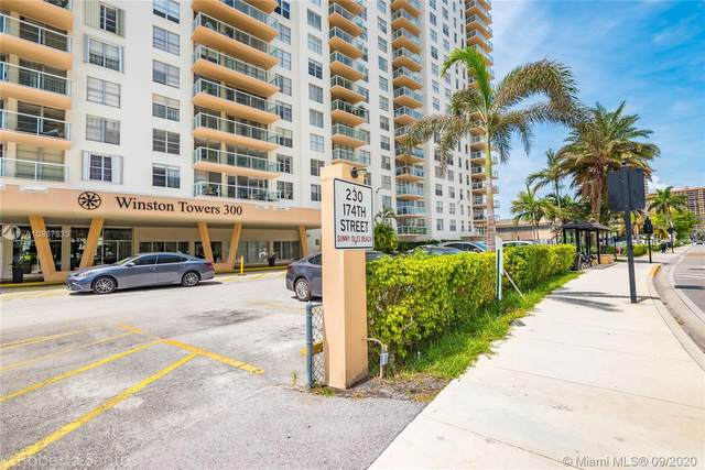 230 174th St #503, Sunny Isles Beach, FL 33160 (MLS #A10867533) :: Ray De Leon with One Sotheby's International Realty