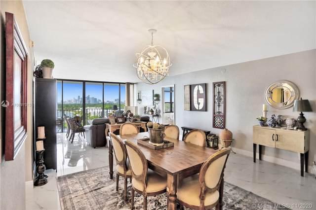 780 NE 69th St #1607, Miami, FL 33138 (MLS #A10897013) :: Castelli Real Estate Services