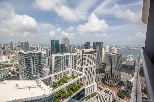 801 S Miami Ave #5604, Miami, FL 33130 (MLS #A10908195) :: Carole Smith Real Estate Team