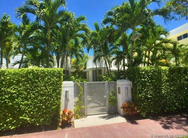 727 Jefferson Ave #8, Miami Beach, FL 33139 (MLS #A10929072) :: KBiscayne Realty