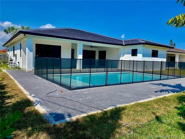 9460 SW 35th St, Miami, FL 33165 (MLS #A10962739) :: Prestige Realty Group