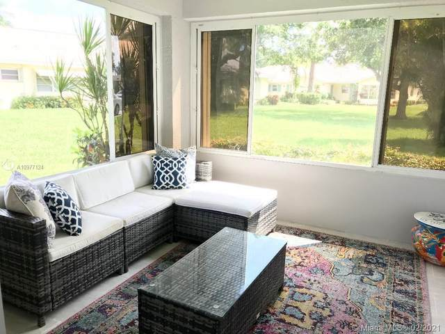 5265 Lakefront Blvd D, Delray Beach, FL 33484 (MLS #A10977124) :: Green Realty Properties