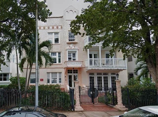 642 Michigan Ave #25, Miami Beach, FL 33139 (#A10983992) :: Dalton Wade
