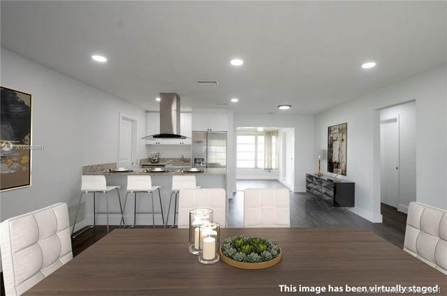 211 NW 25th Ct, Pompano Beach, FL 33064 (#A10989861) :: Posh Properties