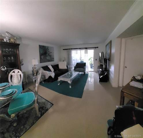 12850 SW 4th Ct 105I, Pembroke Pines, FL 33027 (MLS #A11018877) :: Team Citron