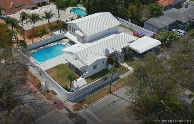 2301 SW 4th Ave, Miami, FL 33129 (MLS #A11019543) :: The Riley Smith Group