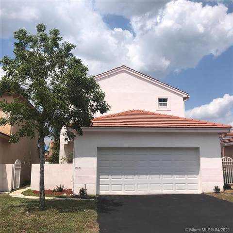 18851 NW 19th St, Pembroke Pines, FL 33029 (MLS #A11028587) :: Prestige Realty Group