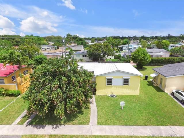 8461 SW 34th Ter, Miami, FL 33155 (MLS #A11040272) :: Douglas Elliman