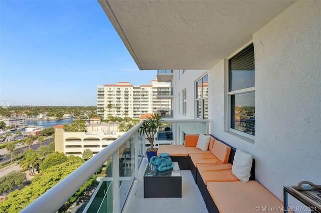 3015 N Ocean Blvd 10K, Fort Lauderdale, FL 33308 (MLS #A11042953) :: The Howland Group