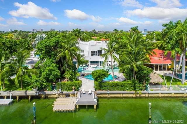 10201 E Broadview Dr, Bay Harbor Islands, FL 33154 (MLS #A11059134) :: KBiscayne Realty