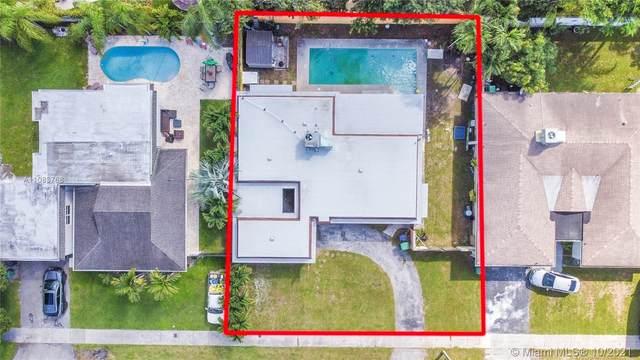 8421 SW 102nd Ct, Miami, FL 33173 (#A11083768) :: Posh Properties