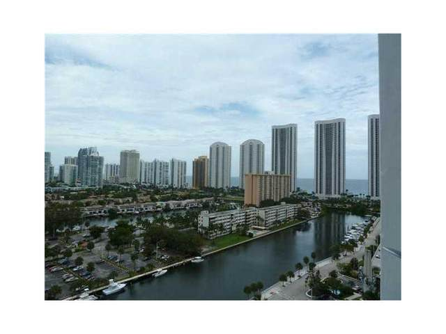 500 Bayview Dr #919, Sunny Isles Beach, FL 33160 (MLS #A1870703) :: Green Realty Properties