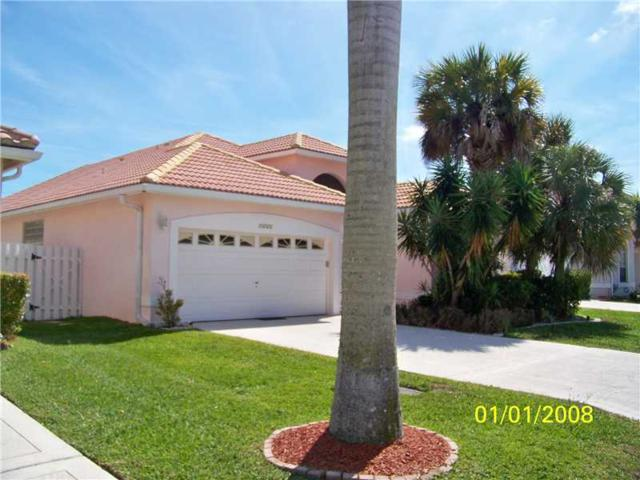 7632 Thornlee Dr, Lake Worth, FL 33467 (MLS #A2078788) :: Green Realty Properties
