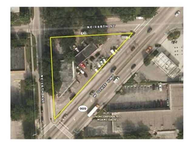 14720 W Dixie Hwy, North Miami, FL 33181 (MLS #A10115934) :: Grove Properties