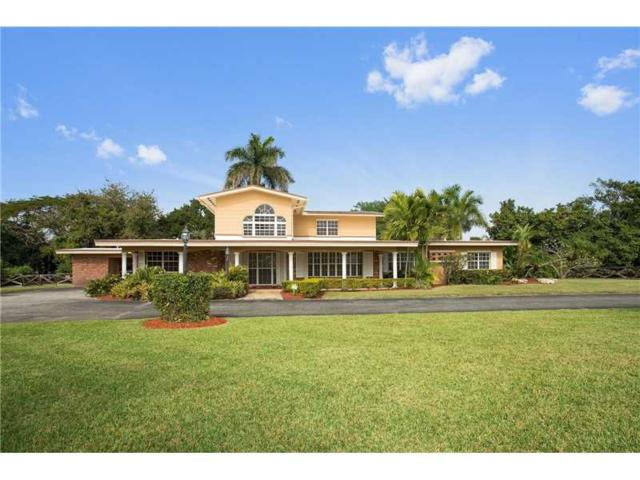 17205 SW 292nd St, Homestead, FL 33030 (MLS #A10213522) :: Green Realty Properties