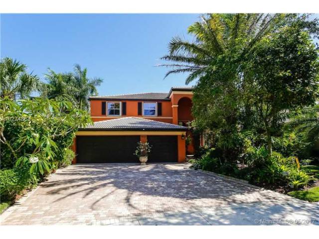 16120 SW 51st St, Miramar, FL 33027 (MLS #A10274863) :: Christopher Tello PA