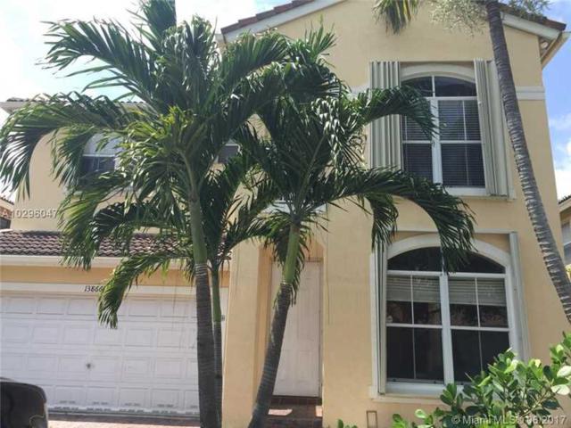 13866 SW 32nd St, Miramar, FL 33027 (MLS #A10296047) :: Christopher Tello PA
