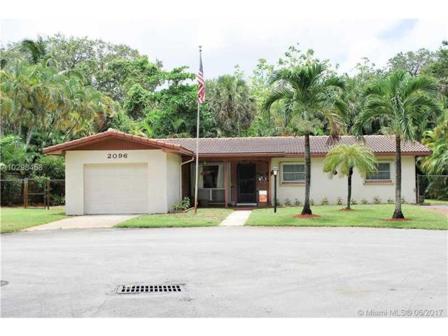 2096 SW 27th Ave, Fort Lauderdale, FL 33312 (MLS #A10298458) :: Green Realty Properties