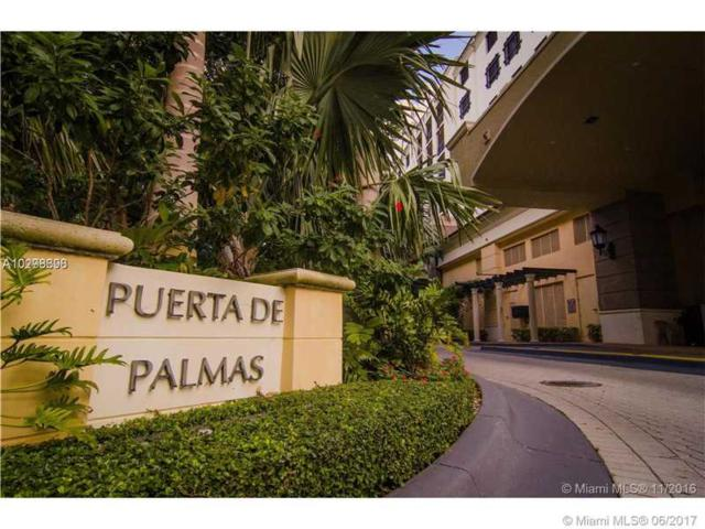 888 Douglas Rd #203, Coral Gables, FL 33134 (MLS #A10298698) :: Green Realty Properties