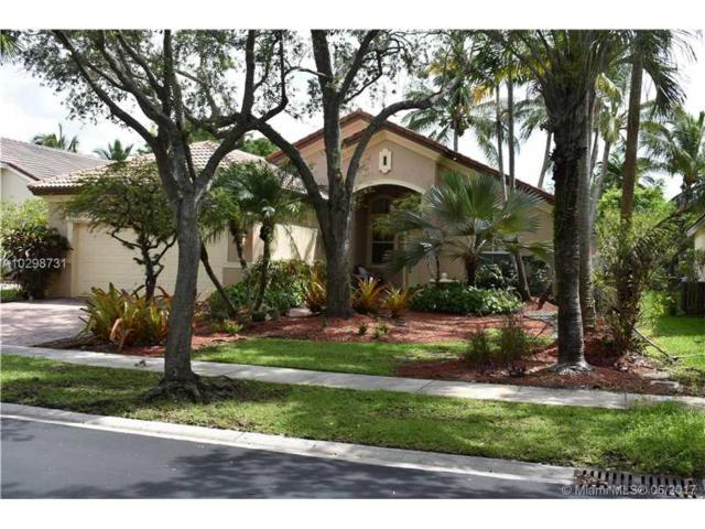 18881 SW 29th Ct, Miramar, FL 33029 (MLS #A10298731) :: Green Realty Properties