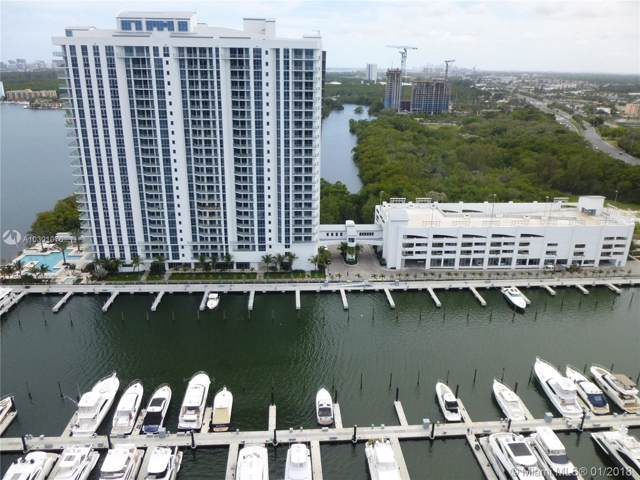 17211 Biscayne Blvd Bs#22, North Miami Beach, FL 33160 (#A10301076) :: Real Estate Authority