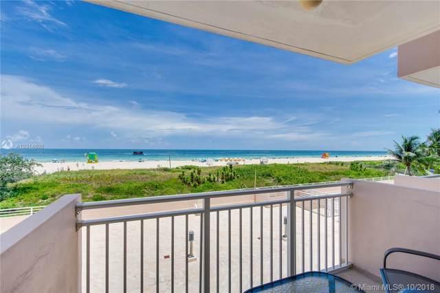 345 Ocean Dr #317, Miami Beach, FL 33139 (MLS #A10314600) :: Patty Accorto Team