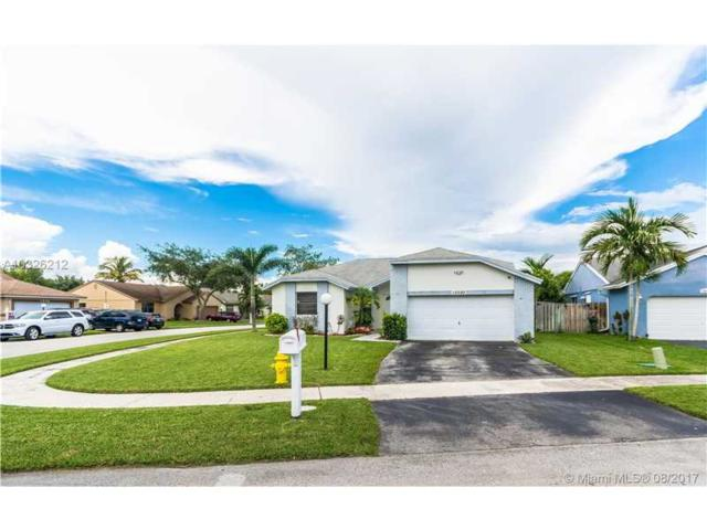 15093 SW 13th Ct, Sunrise, FL 33326 (MLS #A10326212) :: The Riley Smith Group