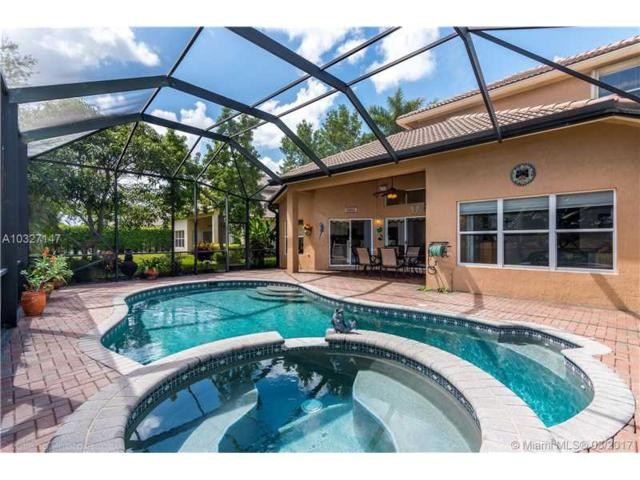 10884 NW 61st Ct, Parkland, FL 33076 (MLS #A10327147) :: The Chenore Real Estate Group