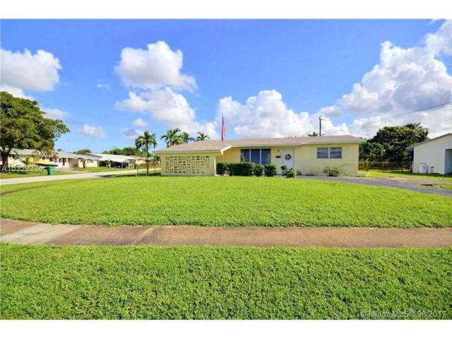 6961 SW 3rd St, Pembroke Pines, FL 33023 (MLS #A10329334) :: Green Realty Properties