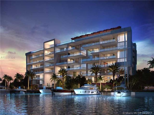 10201 E Bay Harbor Dr #406, Bal Harbour, FL 33154 (MLS #A10337326) :: Green Realty Properties