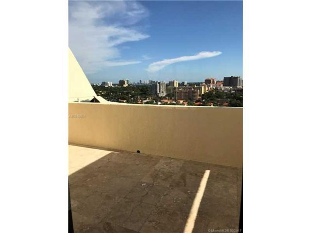 911 E Ponce De Leon Blvd 1603PH, Coral Gables, FL 33134 (MLS #A10343694) :: Green Realty Properties