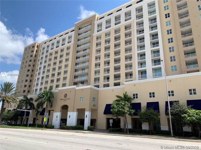117 NW 42 AVE #901, Miami, FL 33126 (MLS #A10437586) :: The Jack Coden Group