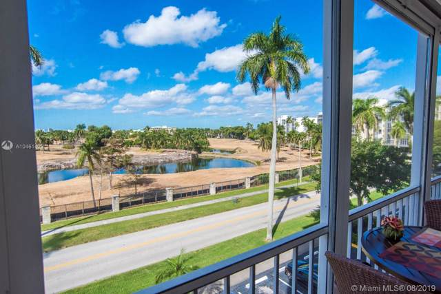 200 Diplomat Pkwy #433, Hallandale Beach, FL 33009 (MLS #A10461429) :: Ray De Leon with One Sotheby's International Realty