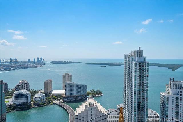 801 S Miami Ave #5505, Miami, FL 33131 (#A10530986) :: Posh Properties