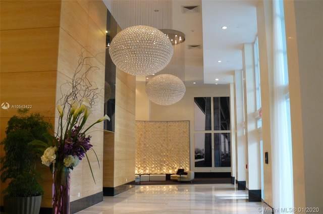 950 Brickell Bay Dr #4007, Miami, FL 33131 (MLS #A10543422) :: Prestige Realty Group
