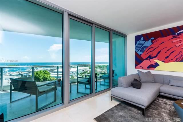 2627 S Bayshore Dr #1404, Miami, FL 33133 (MLS #A10545566) :: Kurz Enterprise