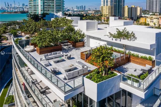 801 S Pointe Dr Ph4, Miami Beach, FL 33139 (MLS #A10583515) :: The Jack Coden Group