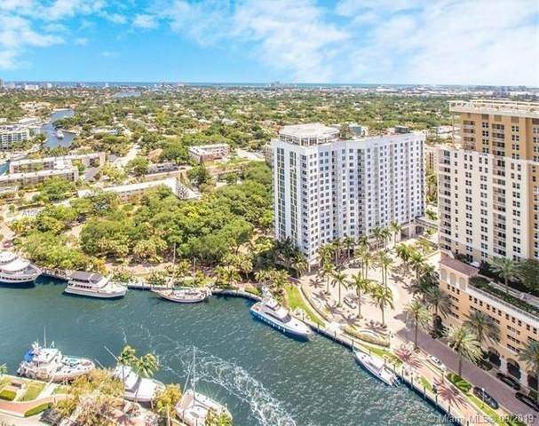 347 N New River Dr E #1904, Fort Lauderdale, FL 33301 (MLS #A10646922) :: Green Realty Properties