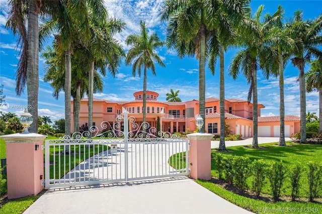 1000 NW 116th Ave, Plantation, FL 33323 (MLS #A10689900) :: Albert Garcia Team