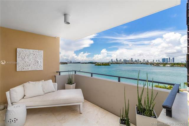 11 Island Ave #703, Miami Beach, FL 33139 (MLS #A10715960) :: The Teri Arbogast Team at Keller Williams Partners SW