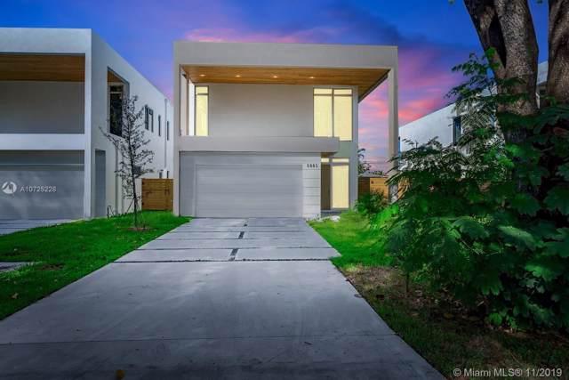 5883 SW 25th St, Miami, FL 33155 (MLS #A10725228) :: Berkshire Hathaway HomeServices EWM Realty